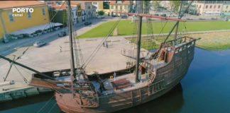 Caminhos da História - Vila do Conde - Construção Naval