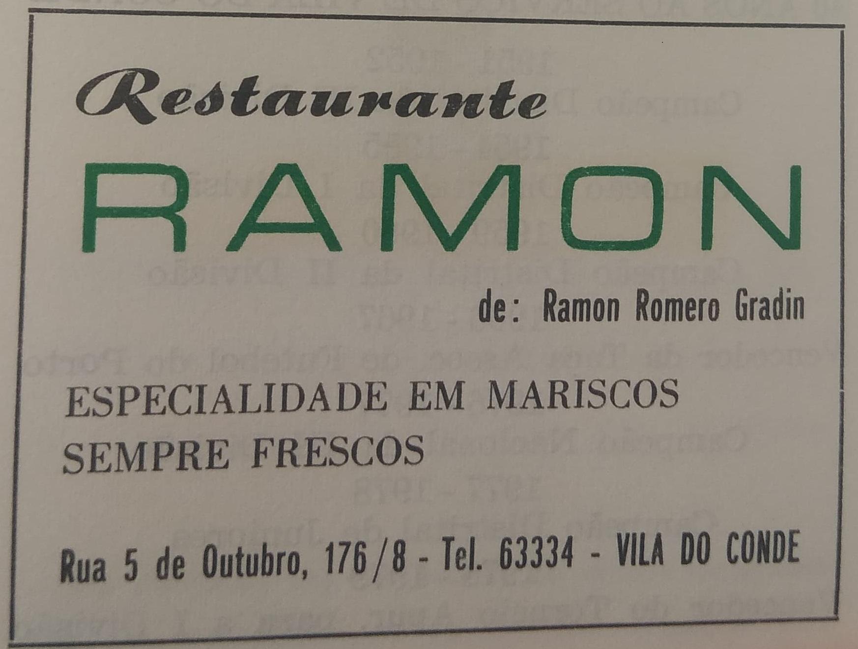 Calendário de Jogos 1ª divisão 79-80 - Rio Ave